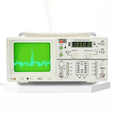 500/1050MHz Spectrum Analyzer